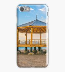 Walkway Viewpoint at Beach, Los Antiguos Town, Santa Cruz, Argentina iPhone Case/Skin