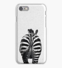 Zebra 07 iPhone Case/Skin