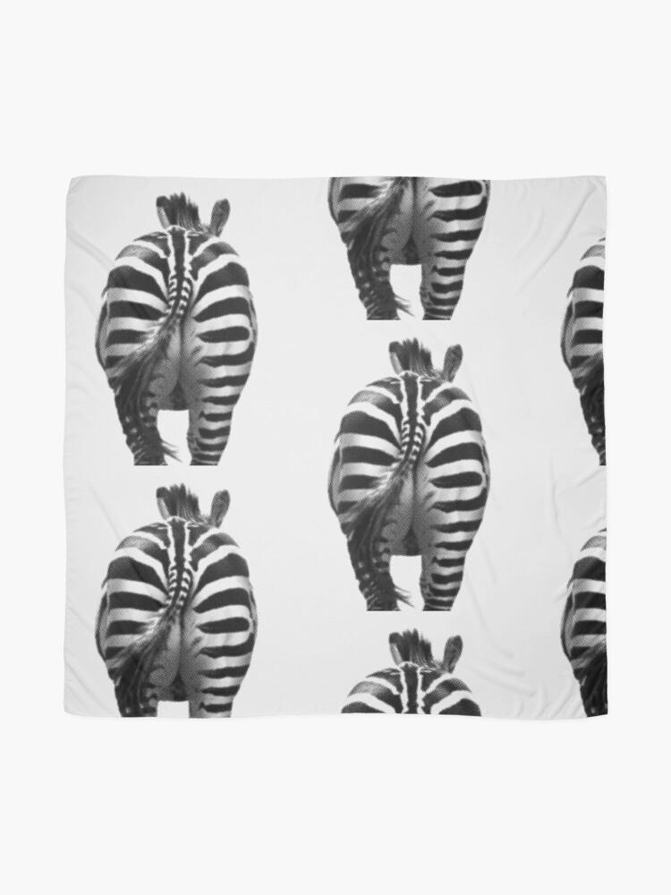 Alternative Ansicht von Zebra 07 Tuch