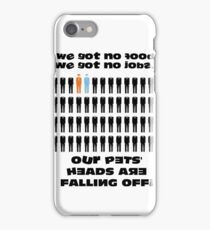 dumb iPhone Case/Skin