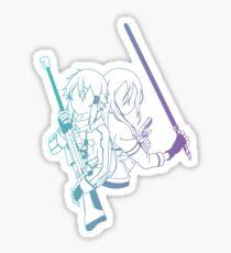 Sword Art Online 2 Sticker