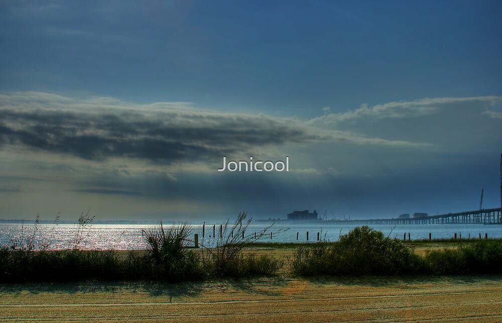 Coastline by Jonicool