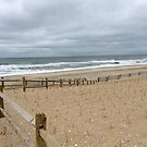 Cloudy Beach Day by storecee