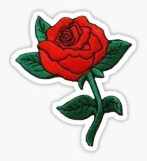 Rose Patch Sticker