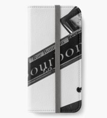 French Quarter Street Sign iPhone Wallet