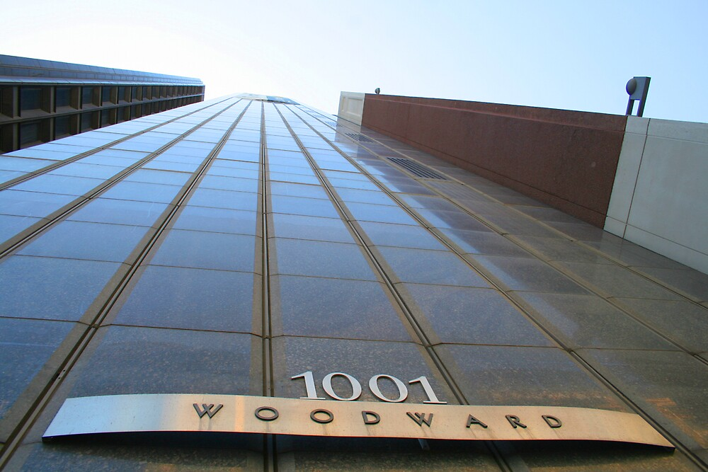 1001 Woodward by Jerry Andersson