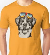 Dog Style Cool Funny Pet T-Shirt