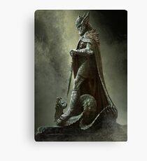 Skyrim - Legend Canvas Print