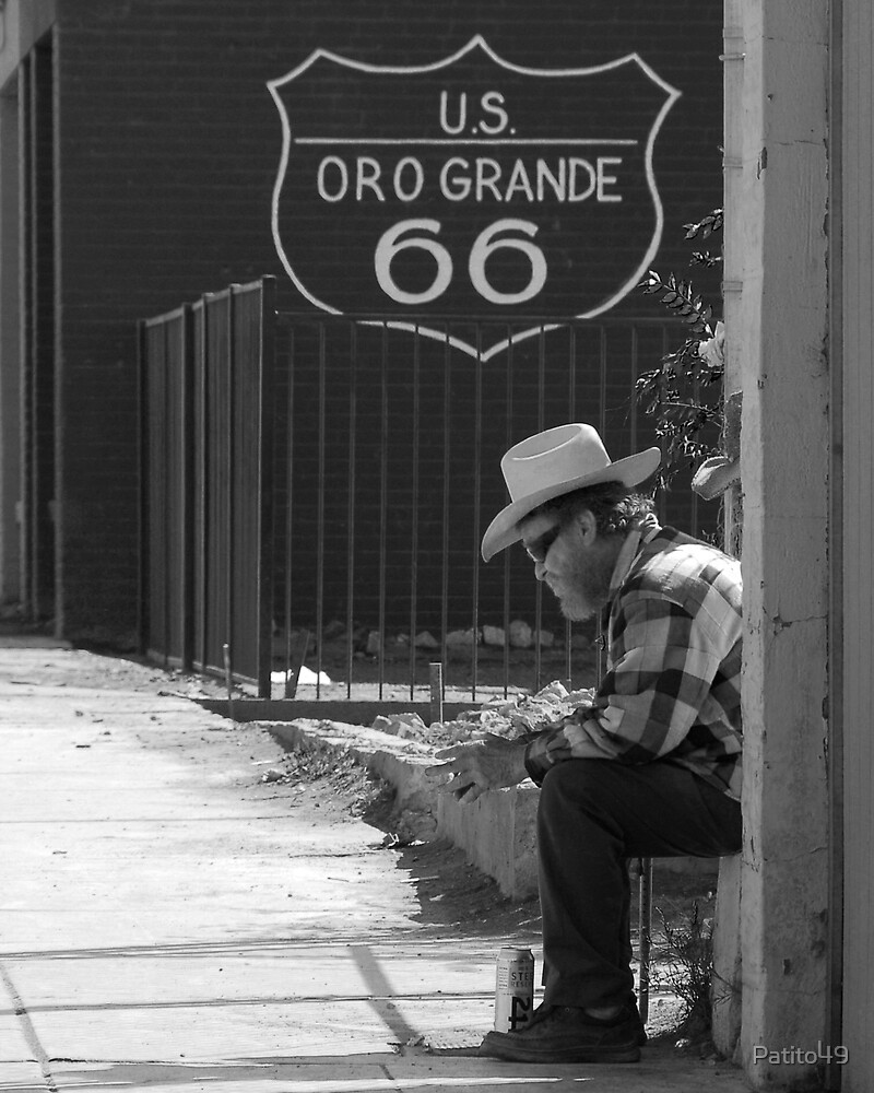 Route 66 Man by Patito49