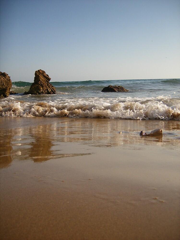 the beach by gemmagrace