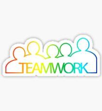 team work Sticker