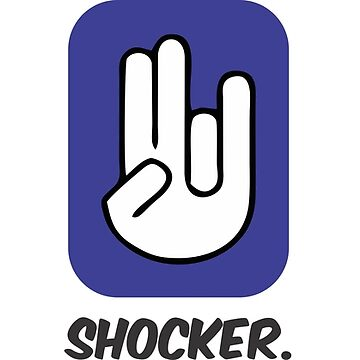 Rocker Shocker Spocker Tshirt and Mug by filippemoraes