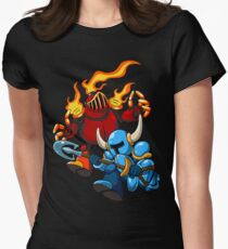 Shovel & Mole Womens Fitted T-Shirt