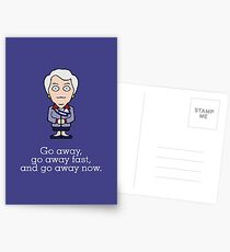 Carolyn from Cabin Pressure (card) Postcards