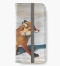 Sly Fox iPhone Wallet