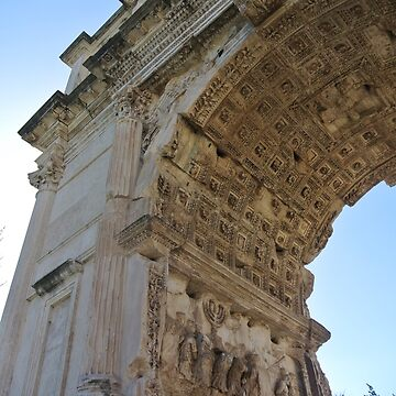 The Arch of Constantine  by Pottergirl