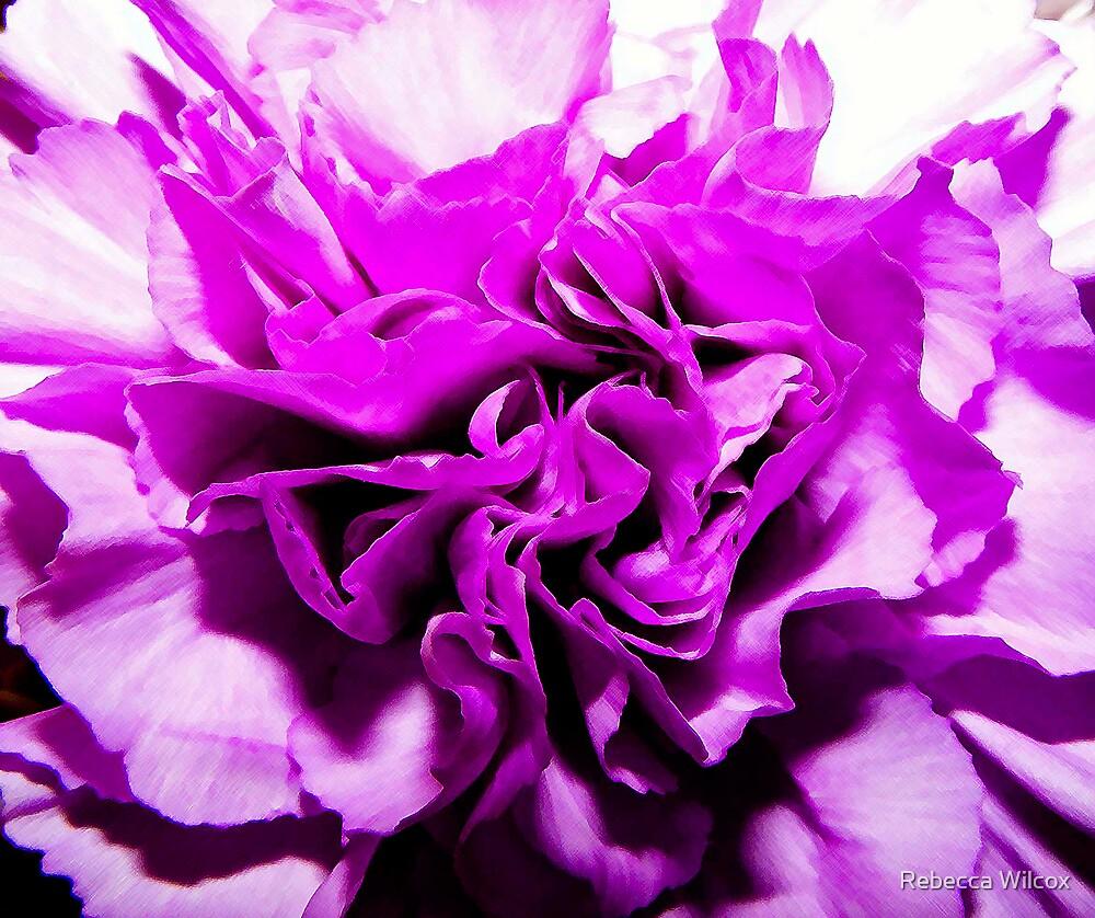 Lavender Sea by Rebecca Brann