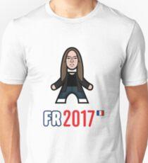 France 2017 Unisex T-Shirt