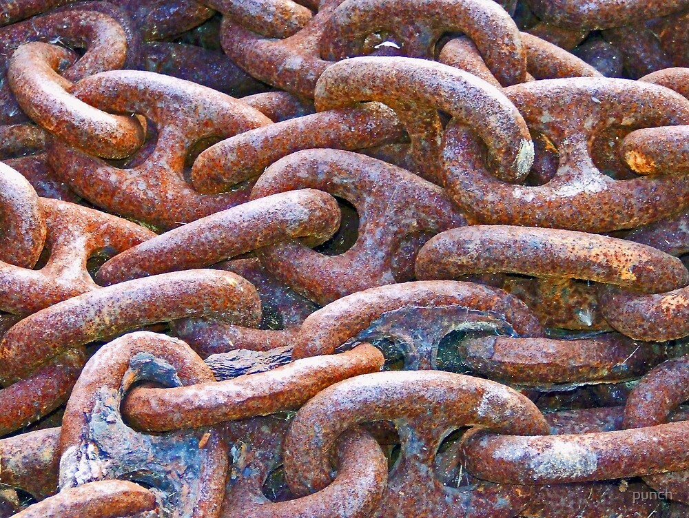 Chain Gang by punch