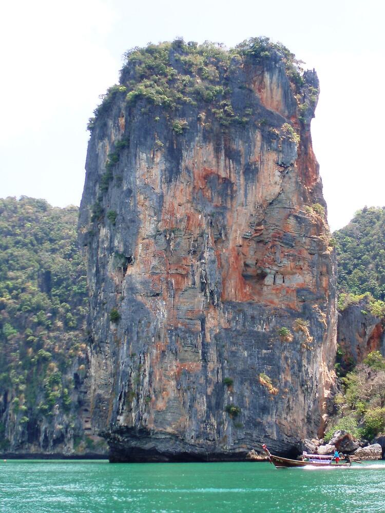 Krabi - Thailand by hadstr