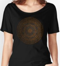 Sacred Geometry - Circular Connections Women's Relaxed Fit T-Shirt