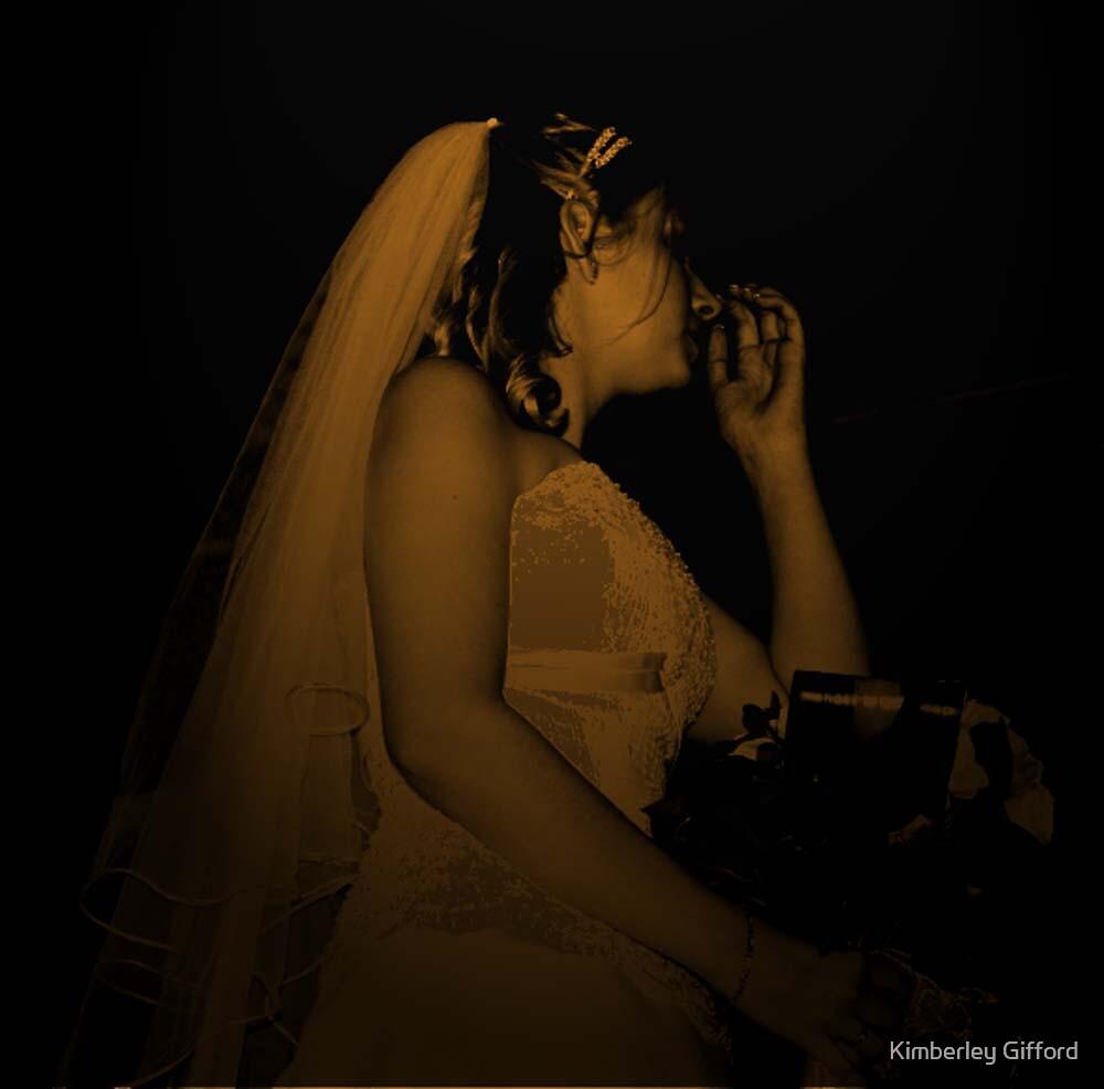Wedding Tears by Kimberley Gifford