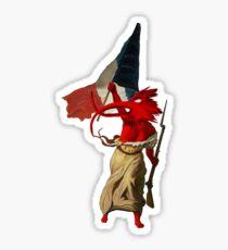 Dm Where's The Revolution Wims Sticker