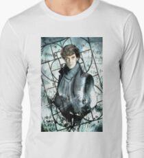 Sherlock watercolor piece T-Shirt