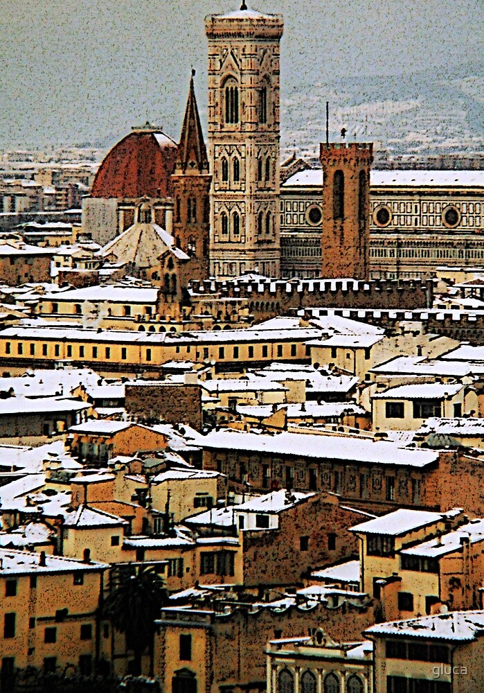 Winter in Florence by gluca