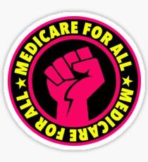 Medicare for All!  Sticker