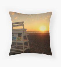 SUNRISE , DEWEY BEACH , DEL Throw Pillow