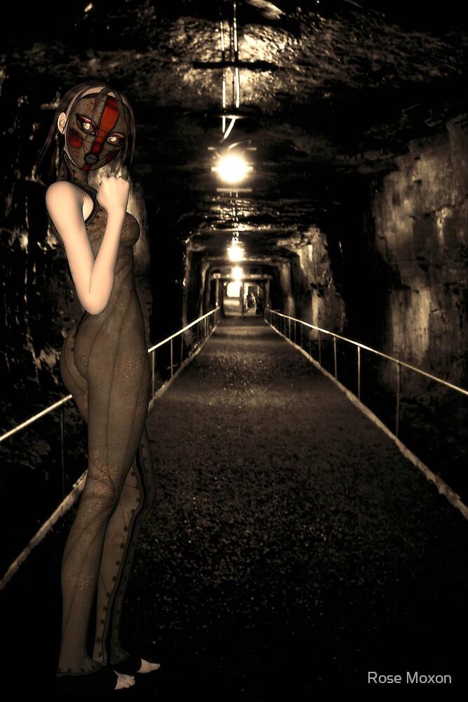Dark Places - Rose & Kevin Kroeker by Rose Moxon
