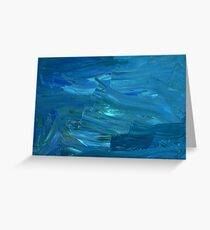 Water Reflections AC160331c  Greeting Card
