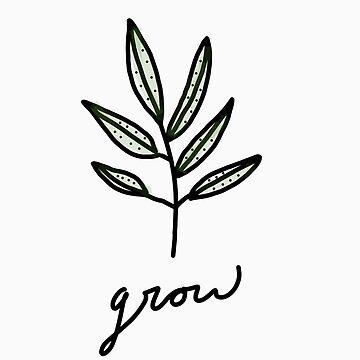 Crecer de leaamaarie