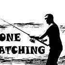 Fishing, gone catching by Sari  Puhakka