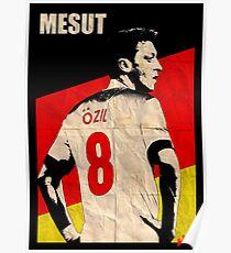 Ozil Poster