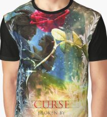 beauty and the beast cursed broken Graphic T-Shirt