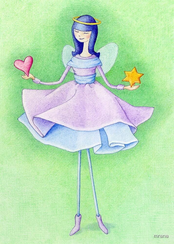 Angel by Mariana Musa