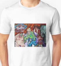 Freak Show - The Sinister Circus T-Shirt