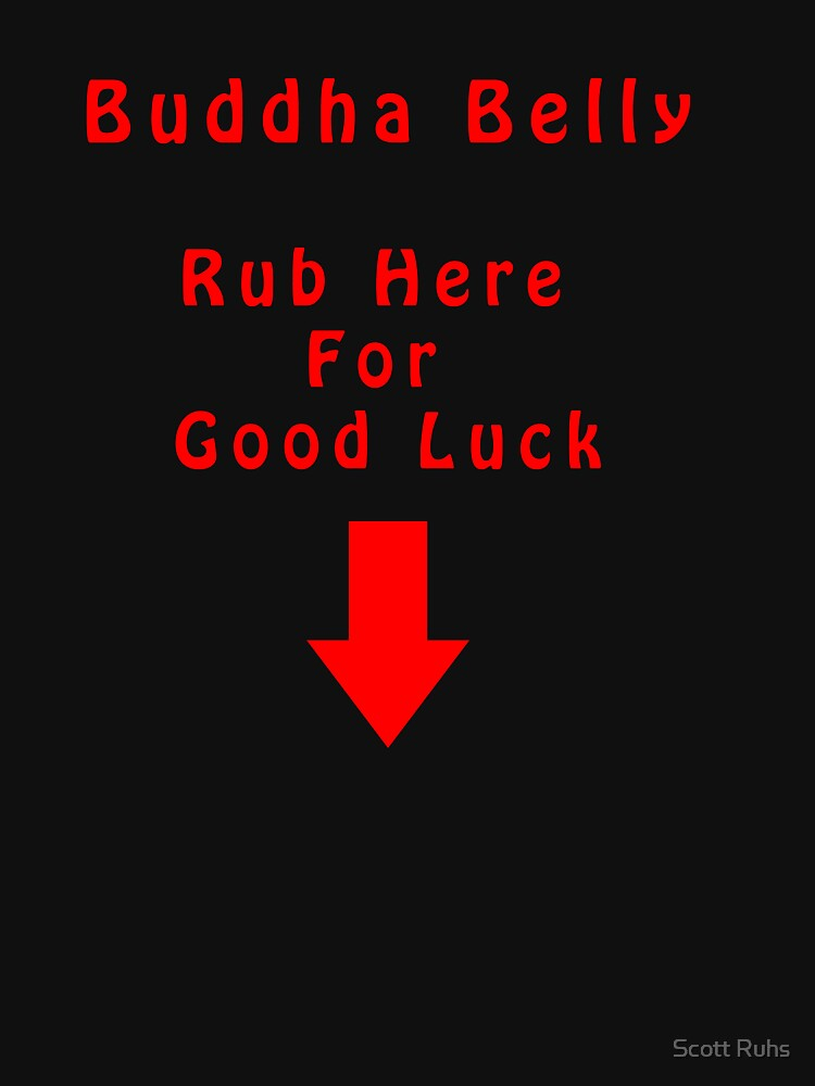 Give It A Rub by sruhs