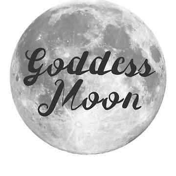 Goddess Moon by goldenlotus