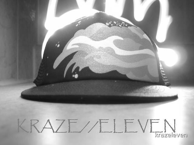 TRUCKER HAT... by krazeleven