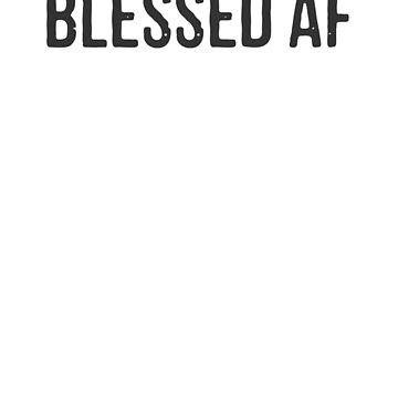Blessed AF by goldenlotus