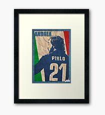 Andrea Pirlo Framed Print