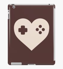 Gaming Heart XBOX Console PlayStation iPad Case/Skin