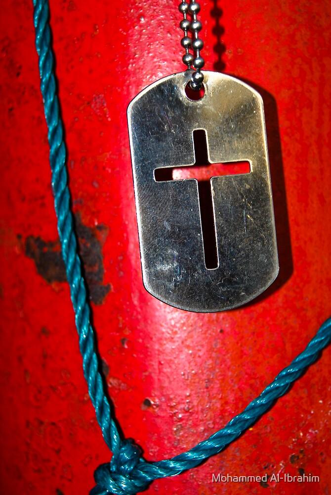 Cross by Mohammed Al-Ibrahim