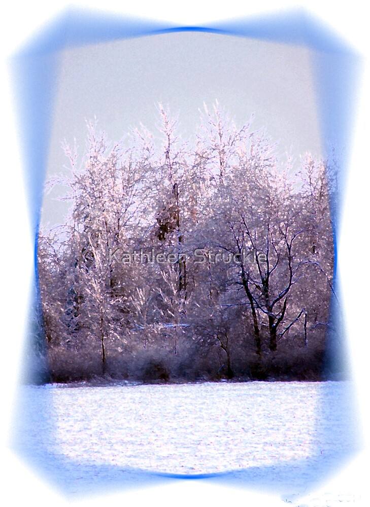 Winter Wonderland by Kathleen Struckle