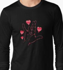 American Sign Language -I love you very much T-Shirt