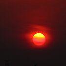 Sunset showdown by MarianBendeth
