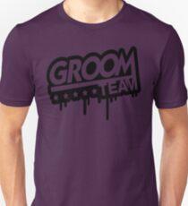 Tshirt Groom Team Unisex T-Shirt